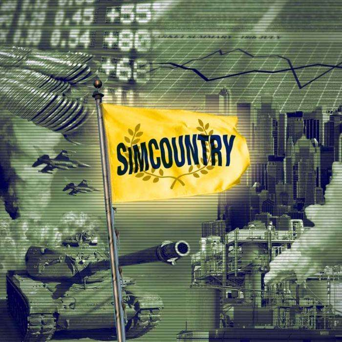 Simcountry War Game